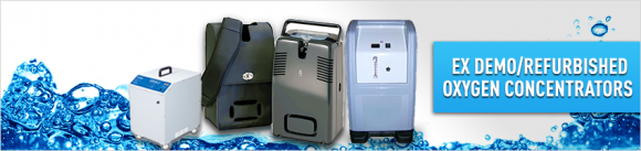 Ex Demo, Reconditioned and Used Oxygen Concentrators