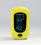 PC-60B1 Finger Pulse Oximeter Yellow