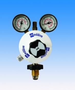 Bullnose Medical Oxygen Cylinder Regulators