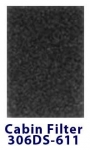Devilbiss  iGo Cabinet Filter, 306DS-611