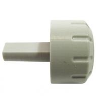 Turning knob for flow adjustment for Kröber O2 / Kröber 4.0