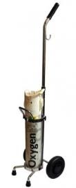 Lightweight Oxygen Cylinder Trolley