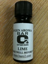 Lime Concentrated Oxygen Aroma