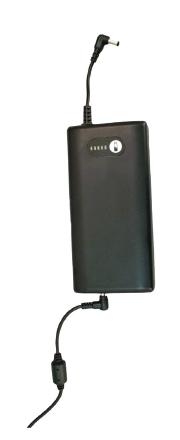 Extended Battery for Luxfer EasyPulse 3 & 5 Models 1901-76503