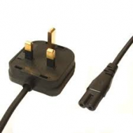 Sequal Equinox Mains Power Cord, for use with Power Supply