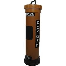 Marinox Emergency Oxygen Diving Unit Container
