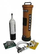 Marinox Emergency Oxygen Divers Boat Unit (540lt Supplied Empty)