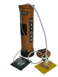 Marinox Emergency Oxygen Divers Boat Unit (No Cylinder)