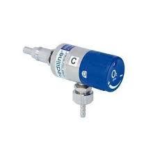 MRI Compatible Mediflow Ultra Low Pressure Oxygen Regulator 0-6 LPM