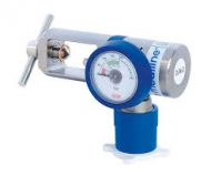 MRI Compatible Mediselect Pin Index Oxygen Regulator 0-2 LPM