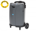 Ex Rental Sequal eQuinox Portable Oxygen Concentrator