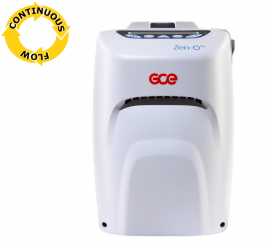 NEW GCE Zen-O™ Portable Oxygen Concentrator with 2 X 12 Cell Batteries
