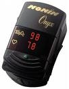 Nonin 9550 Onyx II Finger Oximeter with Soft Carry Case