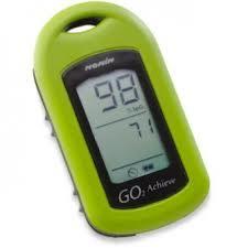 Nonin GO2 Pulse Oximeter Green