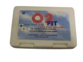 O2 Fit 18L Mini Oxygen Kit