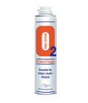 1 X O2 10 Litre Replacement Oxygen Cans