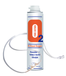 1 X O2 10 Litre Oxygen Can Inc 1 x 1.8M Tubing & Nasal Cannula