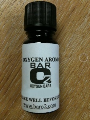 Leather Concentrated Oxygen Aroma