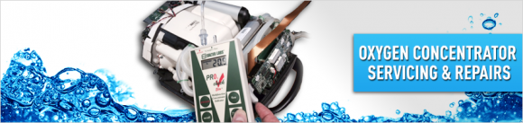 Oxygen Concentrator Servicing & Repairs
