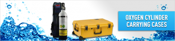 Oxygen Cylinder Carrying Cases & Medical Bags