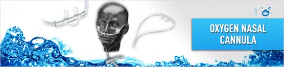 Oxygen Nasal Cannula