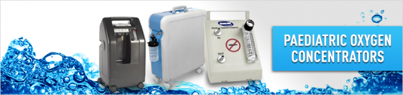 Paediatric Oxygen Concentrators