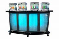 Paradise Oxygen Bar Counter