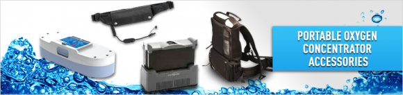 Portable Oxygen Concentrator Batteries & Accessories