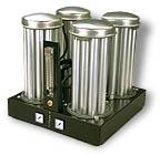Sequal Quad 130 Oxygen System 0-60 LPM