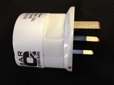 Shuko European Electrical Adaptor to UK