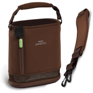 Philips Respironics SimplyGo Mini Carry Bag/Strap, Brown