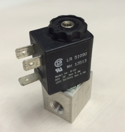 Replacement Oxygen Station Solenoid Valve and Coil