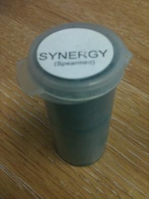 Powdered Oxygen Bar Aroma Synergy (Spearmint)