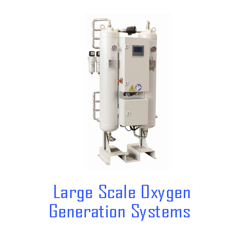 Large Scale Oxygen Generator Systems